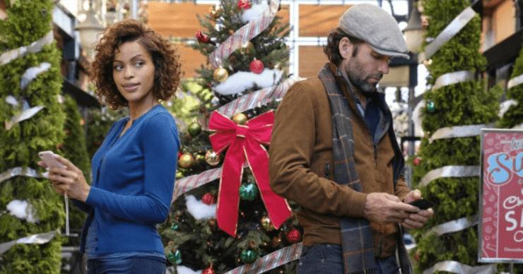 'Deliver by Christmas': conoce a Eion Bailey, Alvina August y el resto del elenco del drama navideño de Hallmark