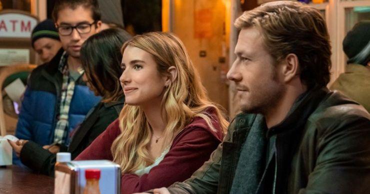 Vista previa de 'Holidate': Emma Roberts trae a casa una nueva fecha de vacaciones en la película romántica de Netflix