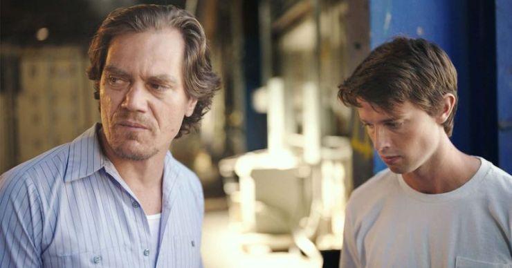 'Echo Boomers': conoce a Patrick Schwarzenegger, Michael Shannon, Alex Pettyfer y el resto del elenco del drama criminal