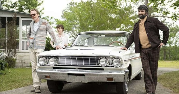 'Tío Frank': conoce a Paul Bettany, Sophia Lillis, Stephen Root y el resto del elenco del drama de Amazon Prime