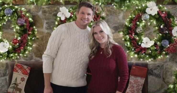 '¡Hola Navidad!': Conoce a Alison Sweeney y Marc Blucas, el elenco de la comedia romántica de Hallmark