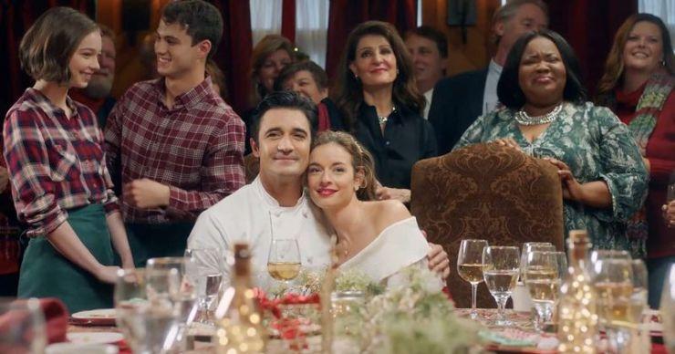 'A Taste of Christmas': fecha de lanzamiento, trama, reparto, tráiler y todo lo que necesitas saber sobre el romance navideño de Lifetime