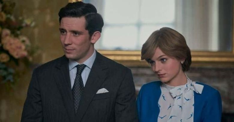 the crown 4x03 fairytale recensione