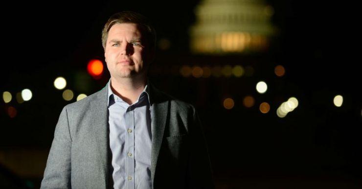 'Hillbilly Elegy': ¿Quién es JD Vance?  La verdadera historia de los valores de los Apalaches y la tragedia de la familia de Kentucky del autor