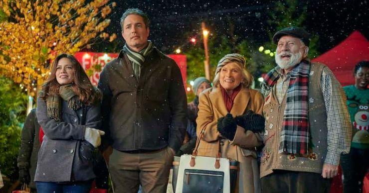 'Five Star Christmas': fecha de lanzamiento, trama, reparto, tráiler y todo lo que necesitas saber sobre la comedia romántica de Hallmark