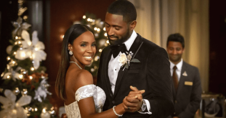 'Merry Liddle Christmas Wedding': Conoce a Kelly Rowland, Debbi Morgan y el resto del elenco de la película Lifetime