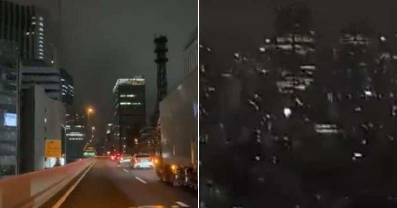 Terremoto de Tokio: sacudidas de magnitud 6,1 provocan grandes interrupciones y paradas de trenes