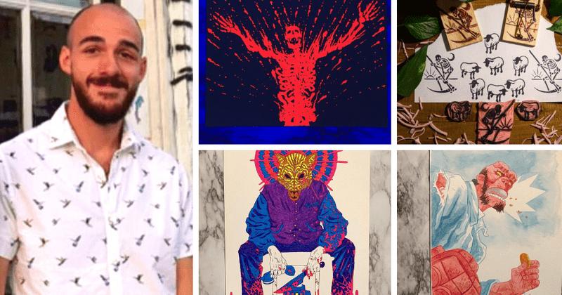 ¿Brian Laundrie es un satanista?  Las afirmaciones