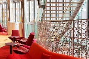AIDAprima Lounge im Theatrium