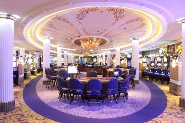Einblick in das Fortunes Casino