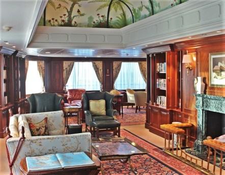 Die Schiffsbibliothek der Insignia