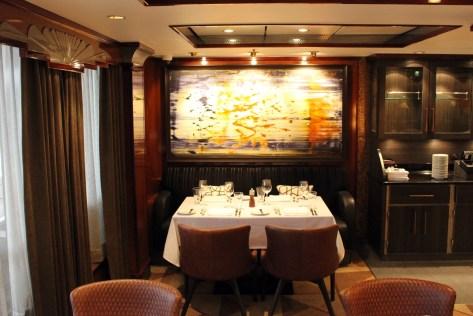 Das Steakhaus Cagney's Restaurant