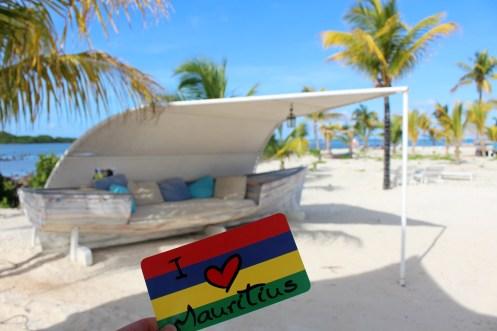 Hotelanlage im Radisson Blu Azuri Resort, mauritius