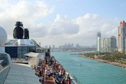Sail away in Miami