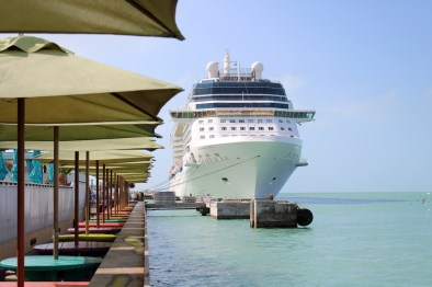 Celebrity Equinox in Key West