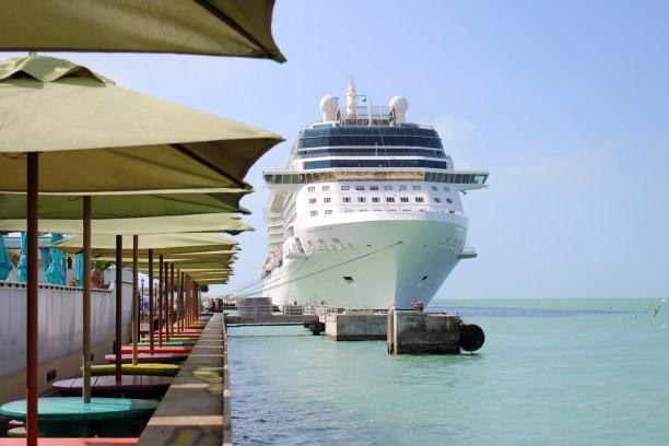 Celebrity Equinox in Key West