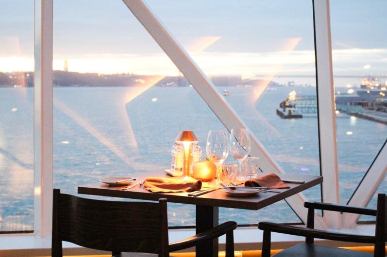 Exklusivbereich Surf & Turf Restaurant