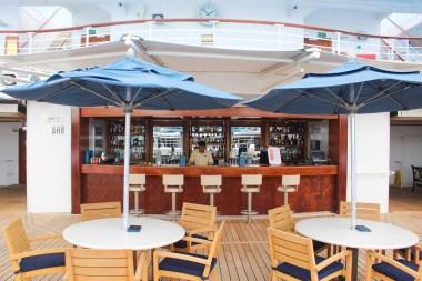 Waves Bar auf der MS Sirena von Oceania Cruises (2)