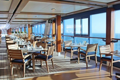 Waves Grill an Bord MS Sirena von Oceania Cruises (12)