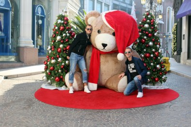 #WithmyTeddybears in Beverly Hills