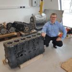Seamus Garvey Volvo Truck Engine