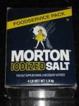 US Made Morton Brand Iodized Salt - CheeseForum.org