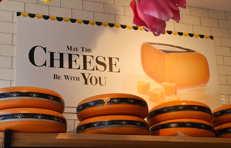 Cheese in Amsterdam