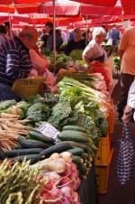 Zagreb market