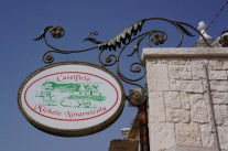 Caseificio - kind of a milk/cheese shop