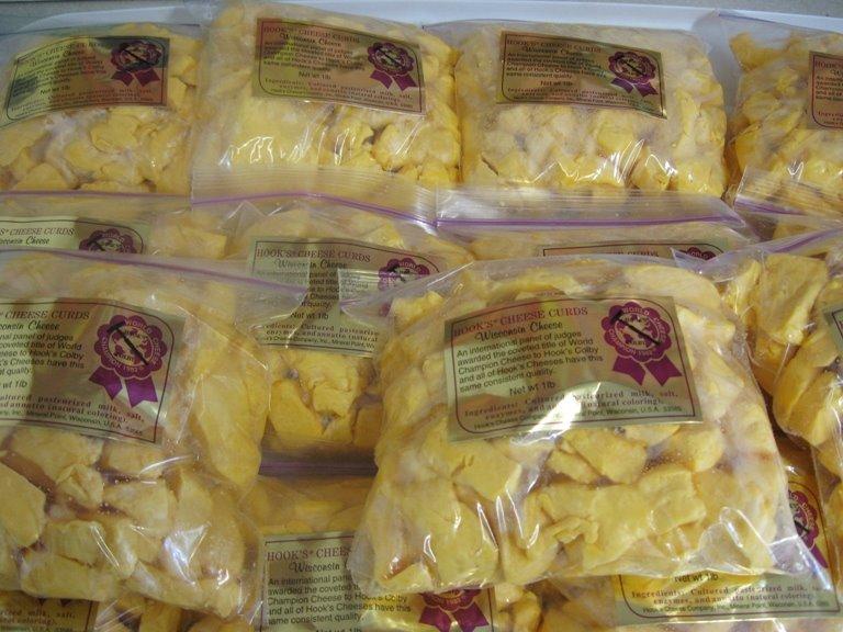 cheese curds cheese underground