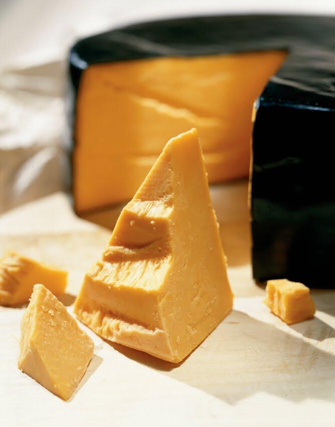 Why is Wisconsin Cheddar Orange? – Cheese Underground