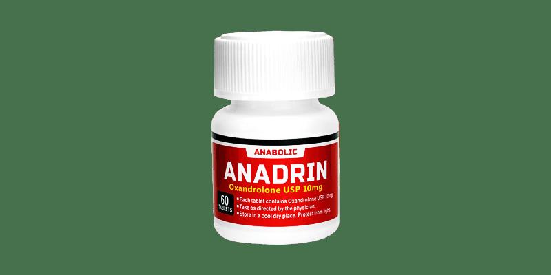 アナドリン 筋肉の効果と飲み方!通販価格比較情報