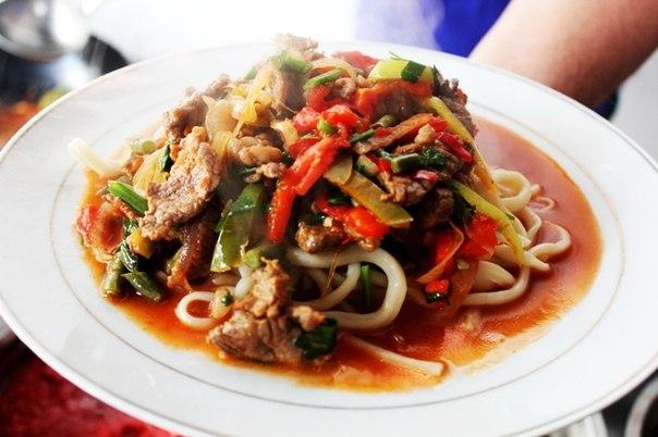 уйгурские национальные блюда с фото правил ухода
