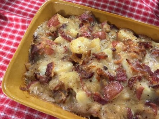 Grandma Lucille's Potato Salad