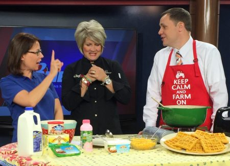 Kansas Cooperatives are Fun!   Chef Alli's Farm Fresh Kitchen