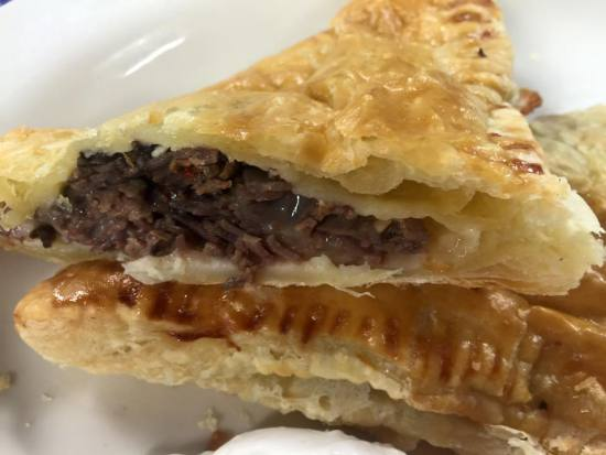 Beef Wellington Packets