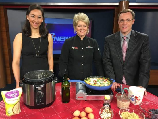 WIBW with Cara Harbstreet