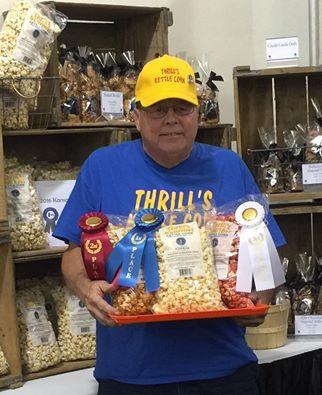 Award Winning Kettle Corn   Chef Allis Farm Fresh Kitchen
