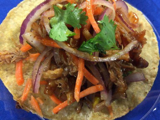 BBQ Pork & Veggie Tacos   Chef Alli's Farm Fresh Kitchen