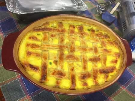Classic Chicken Pot Pie | Chef Alli's Farm Fresh Kitchen