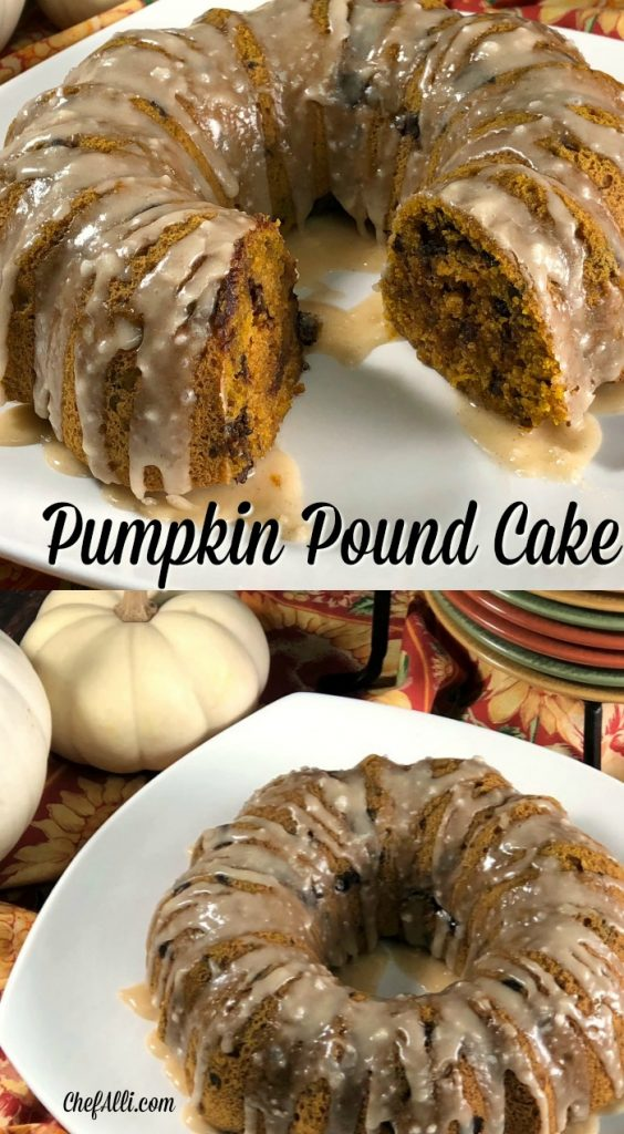 You can make a Pumpkin Chocolate Chip Pound Cake right in Your Electric Pressure Cooker??? Yep, it's true.....not to mention delicious.....and dense.....and moist....and the chocolate compliments the pumpkin perfectly.