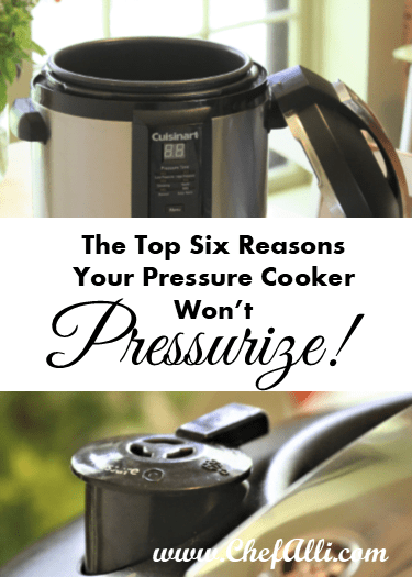 My Instant Pot won't pressurize! | Top 6 Reasons Why