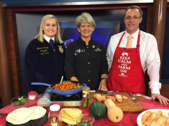 Baja Fish Tacos WIBW | Chef Alli's Farm Fresh Kitchen