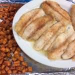Baja Fish Tacos with Sweet Potato Hash | Chef Alli's Farm Fresh Kitchen