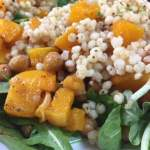 Pearled Sorghum and Butternut Squash