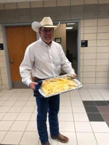 Beefy Sheet Pan Quesadillas