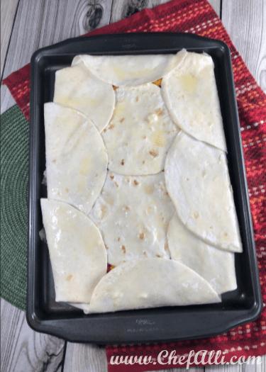 Beefy Sheet Pan Quesadillas Step-by-Step guide