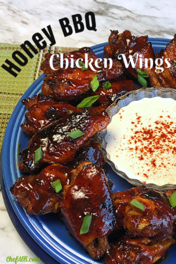 Are you a chicken wing lover?? If so, you definitely need an Instant Pot so you can create some juicy, tender chicken wings, smothered in a tangy bbq sauce. Talk about finger lickin' chicken!
