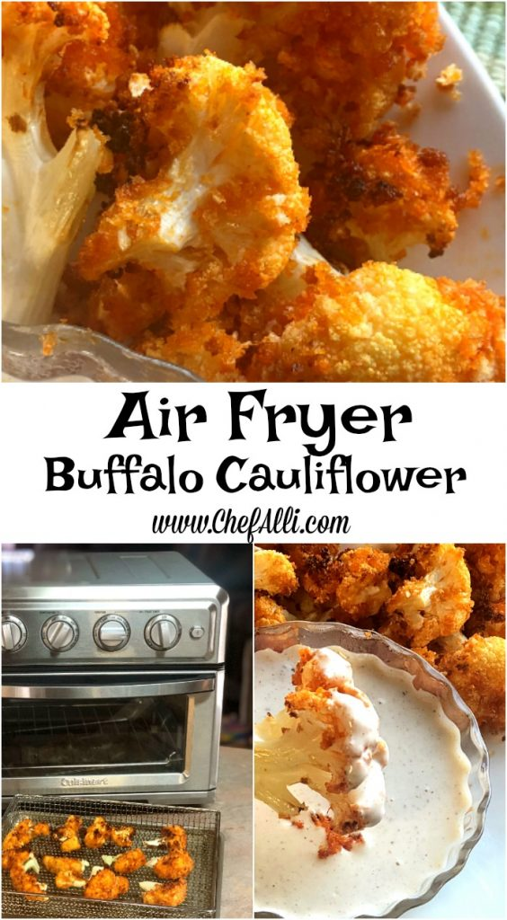 Looking for a low-carb crowd pleaser? This is totally it. I couldn't believe how much we enjoyed making this in our air fryer and talk about FAST....holy cow. Awesome!