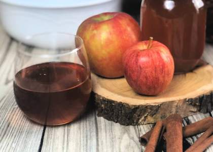 Apple Pie Moonshine means AUTUMN has finally arrived.
